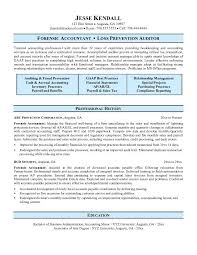 Staff Accountant Sample Resume by Accounting Resume Template 11 Free Samples Examples Format