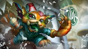 league of legends halloween skins skin concept early morning gnar