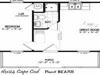 cabin layout plans 16 x 50 floor plans homes zone