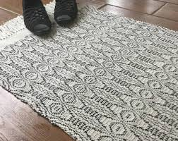 Farmhouse Kitchen Rug Farmhouse Rug Etsy