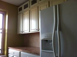 facebook you would never know the upper cabinets with the glass doors are from a completely different line of cabinetry than the lower cabinets