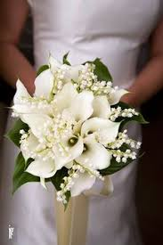 wedding flowers valley calla lilies of the valley wedding bouquet i would take