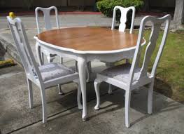 round table palo alto white dining table chairs furniture in palo alto ca