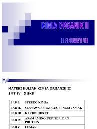 kimia organik2