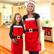 apron family kitchen cooking ornaments supplies