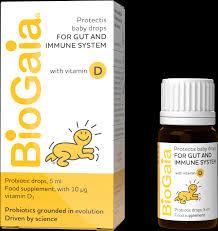 Obat L Bio biogaia protectis baby drops with vitamin d3 biogaia