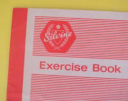 cahier de cuisine vierge cahiers et carnets vintage etsy fr