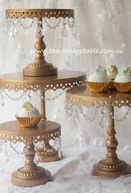 vintage cake stand cake stand hire perth the vintage table