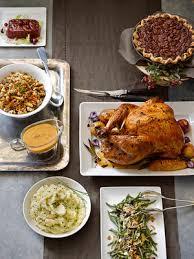 got a thanksgiving time crunch food is just a few clicks away