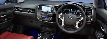 mitsubishi asx 2018 interior outlander phev 5h premium spec model mitsubishi motors in the uk