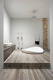 Wood Floor Bathroom Ideas Wood Floor Bathroom Designs
