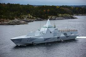 sweden u0027s military scours for possible russian submarine in its waters