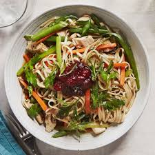 rachael ray thanksgiving leftovers leftover lo mein rachael ray every day