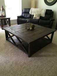 X Side Table Coffee Table Sets Robthebenchguy