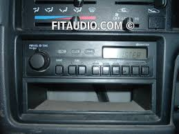 car stereo fitting car stereo removal remove car stereo advice