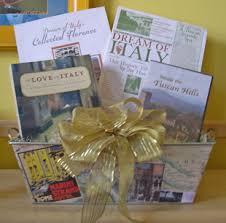 travel gift basket for s day the italy travel gift basket