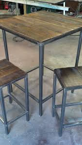Grande Table Haute by Best 25 Rustic Bars Ideas On Pinterest Rustic Bar Glasses Man