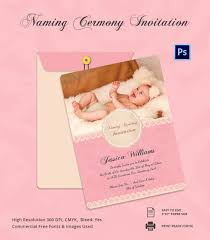 Size Invitation Card Baby Boy Namkaran Marathi Invitation Cards Naming Ceremony Invite