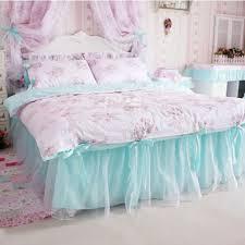 Pink Rose Duvet Cover Set Rose Bedding