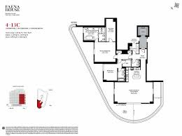 Metal Buildings With Living Quarters Floor Plans Faena House Miami Beach Condos For Sale And Rent Bogatov Realty