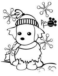 Printable Winter Coloring Pages Coloringstar Winter Coloring Pages Free Printable