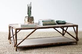 end tables and ls argyle coffee table naturally cane rattan and wicker furniture
