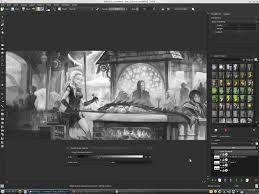 tips for working with values in krita david revoy