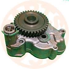 oil pump mitsubishi 6d34 engine me014230 kobelco excavator