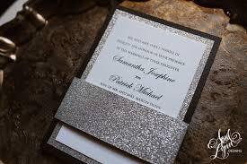 Traditional Wedding Invitations Samantha Patrick U0027s Modern Traditional Wedding Invitation Suite