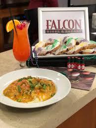falcon cuisine falcon diner s chef de cuisine chad ameristar casino resort spa