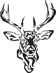 12 stunning tribal deer tattoos only tribal