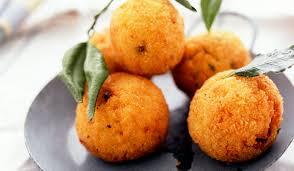 pomme de si e social arancini di riso learn how to prepare them sanpellegrino