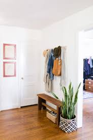 ideas to steal from 10 clever small space entryways small spaces