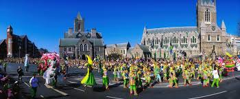 st s day 2017 who was the patron of ireland and