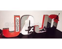 Michael Jordan Bedroom Set Michael Jordan Etsy