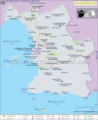 marseilles map marseille map map of marseille city
