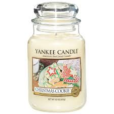 yankee candle cookie large jar candle temptation gifts