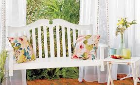 how to hang a porch swing improvements blog
