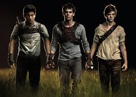 a constantly racing mind the maze runner
