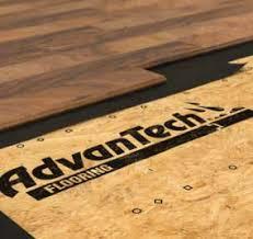 advantech flooring advantech subflooring advantech floor huber