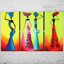 Hip Home Decor Products Hand Painted Painting Women Hip Mural Oil