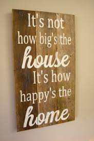 distressed wood home decor wooden home decor signs http pinterest com pin 125960120798491719