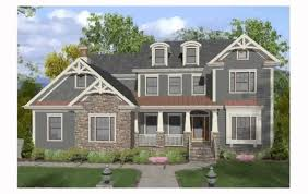 prarie style homes craftsman style homes