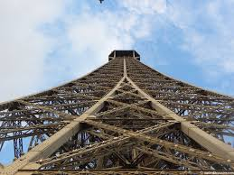 today would be a good day to visit the eiffel tower thinking out
