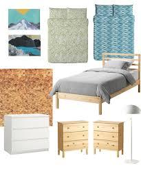 Ikea Tarva Bed Scheming Boys U0027 Bedroom In Florida Stylecarrot