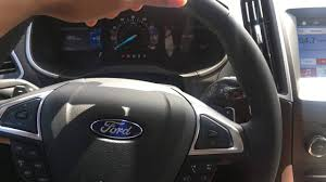 ford fusion hazard lights hazzard lights ford edge youtube
