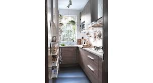 cuisine couloir cuisine couloir 10 conseils de pro pour bien l aménager