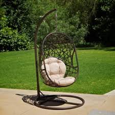 Patio Egg Chair 19 Best Egg Swings Images On Pinterest Swing Chairs Egg And Patios