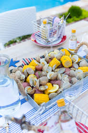 clambake party birthday party ideas