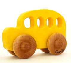 wooden toys wooden toy bus personalized wood toy push toy